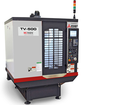 MC Machinery TV-500 Milling 3-axis universal machine dealer in PA