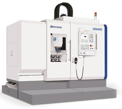 Jingdiao GRA400 Milling 5-Axis HSM machine dealer in Ohio