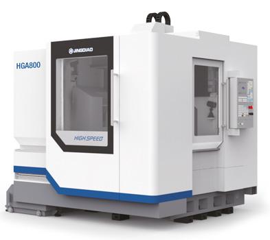 Jingdiao HGA 800 Milling 3-Axis HSM machine dealer in Ohio