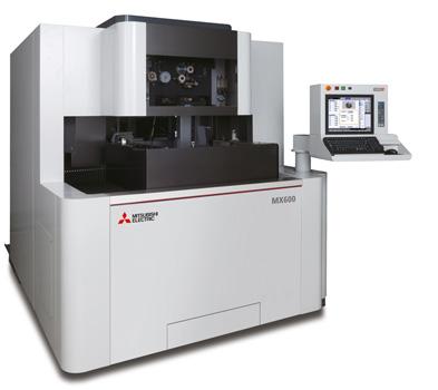 Mitsubishi MX600 Wire EDM machine dealer in Pennsylvania