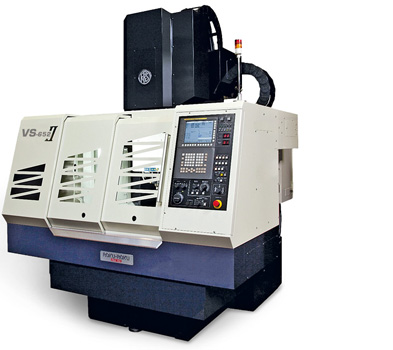 Roku-Roku VS-652 II Milling 3-Axis HSM machine dealer in Pennsylvania