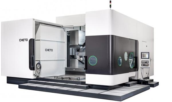 Cheto IXN Mill Gundrill machine equipment dealer