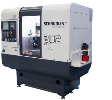 Schaublin 202 TG Turning/Grinding dealer in Ohio